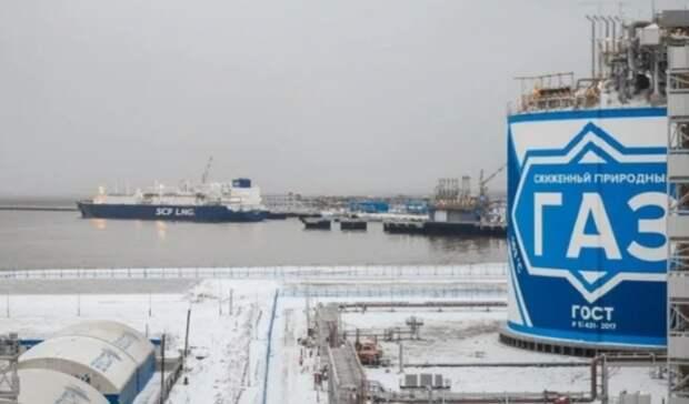 Старт производства СПГ на IVочереди «Ямал СПГ» запланирован на I квартал 2021