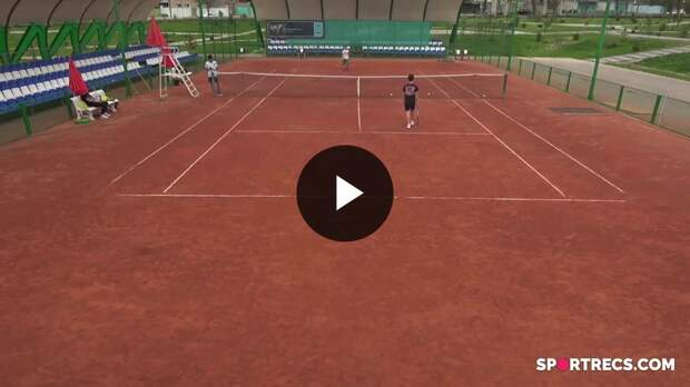 ATF 14&Under Shymkent G2 - TEST - Корт №12