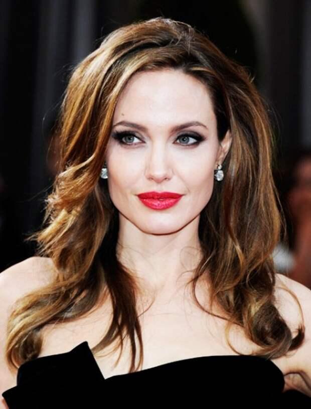 Анджелина Джоли уходит из кино ради политики