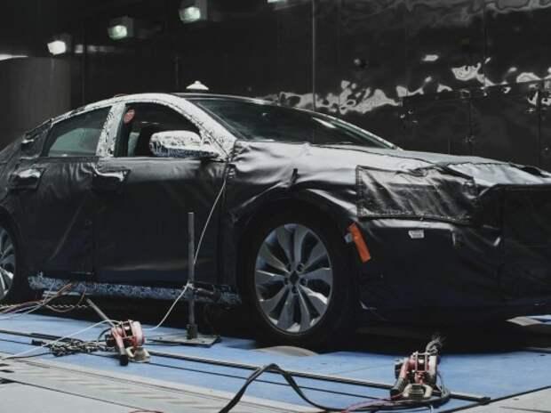 Новый седан Chevrolet Malibu породнился с Volt