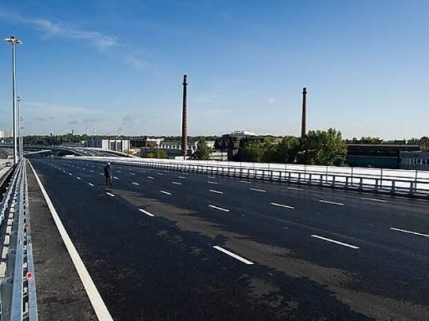 До конца года закрыто движение на участке проспекта Буденного у шоссе Энтузиастов