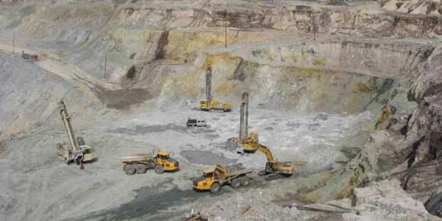 Струков нацелился на «Покровский рудник»