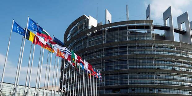 Европарламент не признает итоги выборов в Белоруссии