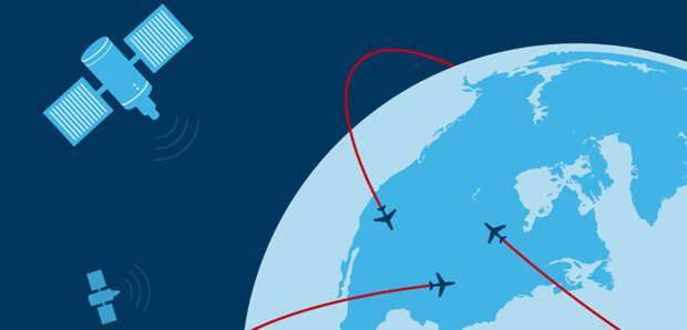 Откуда в самолётах берётся Wi-Fi?
