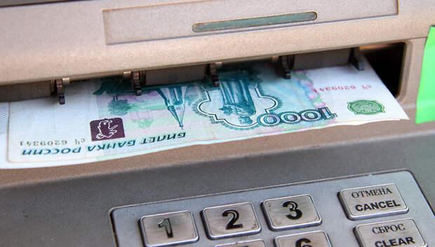 В Подольске неизвестные пытались ограбить банкомат, пробившись к нему с подвала