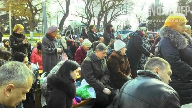 Остановите разрушение архитектурно-исторического памятника Севастополя (фото)