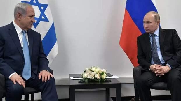 Владимир Путин назвал Нетаньяху обманщиком и пригрозил жёсткими мерами