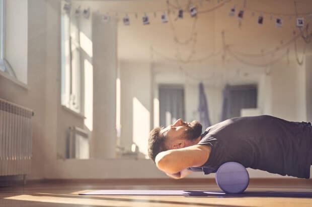 Гора с плеч: 5 простых упражнений от боли в шее