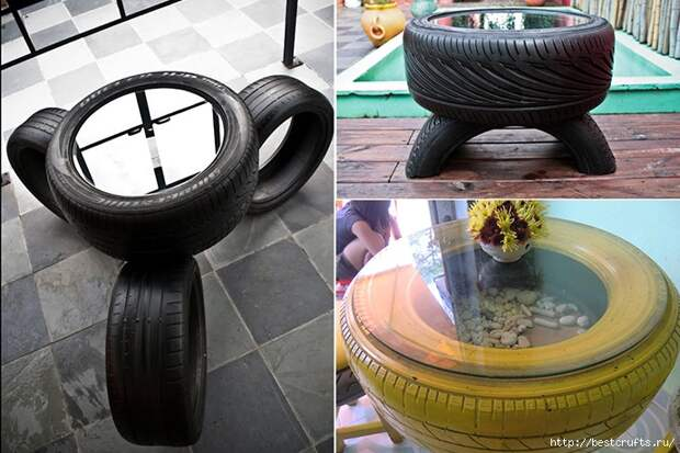 Что можно сделать из автомобильных шин (15) (690x460, 253Kb)