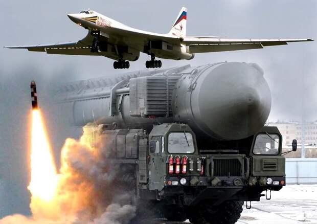 Леонков: Путин возродил ядерную мощь РФ после бездействия Ельцина