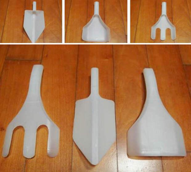 Садовые инструменты из пластиковых бутылок (2) (400x360, 155Kb)