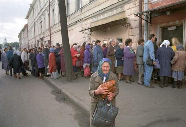 """Был ли массовый голод в """"святые"""" 90-е?"""