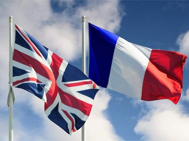 """Франция хочет """"выгнать"""" британские банки"""