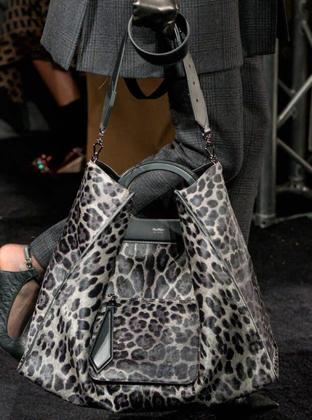 Красивые сумки с леопардовым принтом
