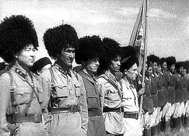 Какие республики СССР создали свои войска во время войны