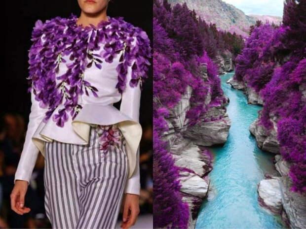 платья, срисованные с природы