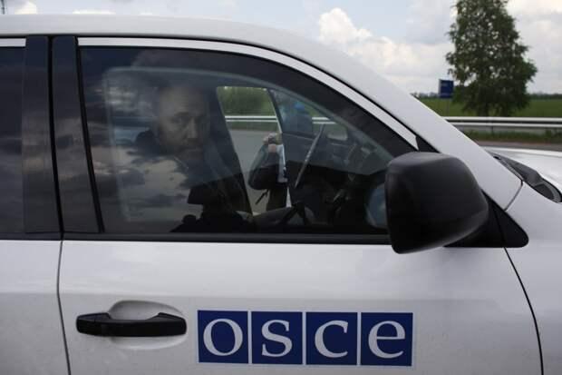 ОБСЕ: Не стреляйте по Донецку, мы не успели сбежать