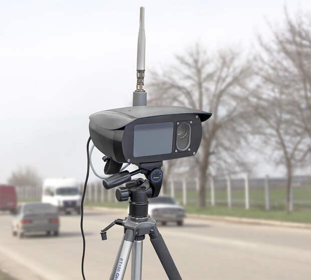 На трассах Удмуртии появится 10 новых передвижных камер