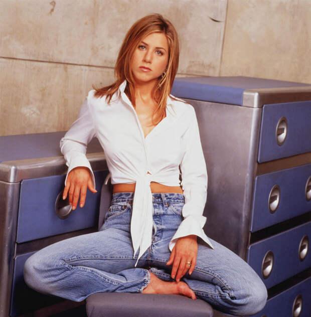 Дженнифер Энистон (Jennifer Aniston) в фотосессии Лена Айриша (Len Irish) (1997), фото 9