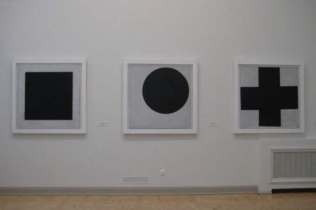 Смыслы «Черного квадрата»
