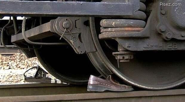 Железнодорожные приколы