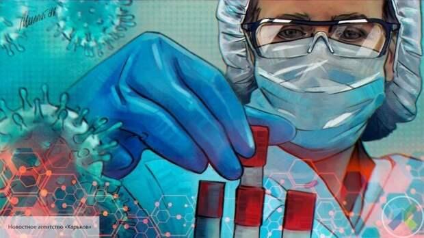 В России зафиксировано 440 новых случаев заболевания коронавирусом