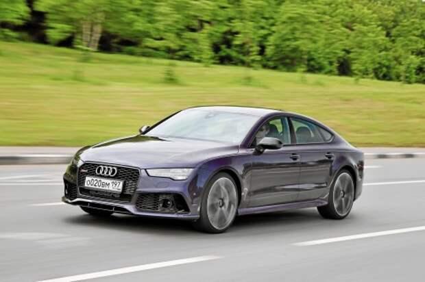 Audi RS7 Sportback 4.0 TFSI quattro tiptronic: 7 400 592 руб.