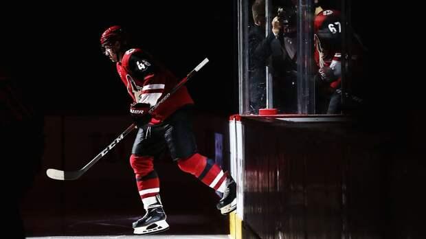 Любушкин забил 1-й гол в НХЛ. Для этого российскому хоккеисту понадобилось 118 матчей