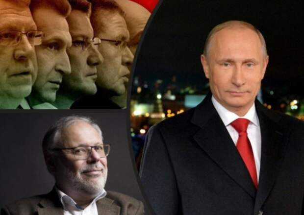 Хазин: Владимир Путин за счёт Медведева опустил либералов