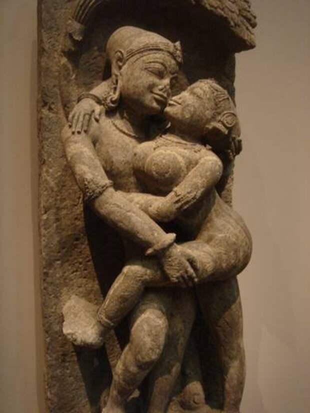 Интимная жизнь индийских богов