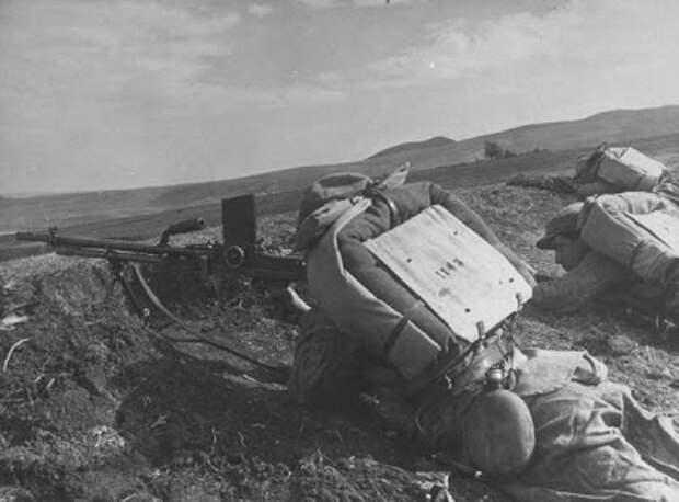 Турецкая армия в 1940 году