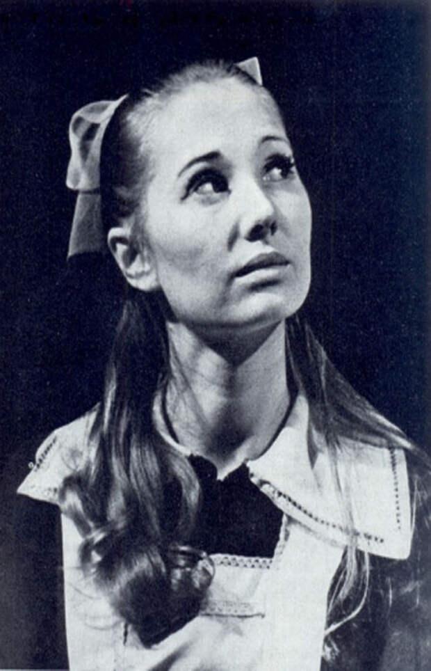 "Спектакль ""Свободная тема"",1980 /Фото: www.kino-teatr.com"