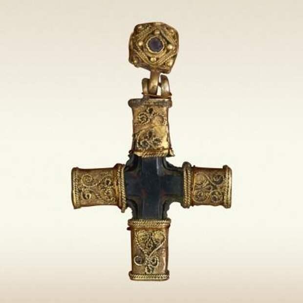 Крест-корсунчик, XII век из Рязани
