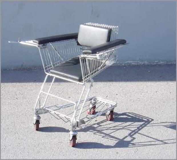 shopping-cart-chair