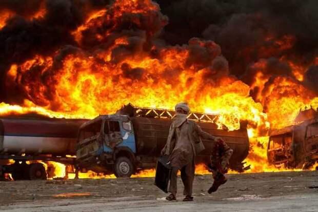 ВКС РФ в Сирии своими ударами послали недвусмысленный сигнал протурецким джихадистам