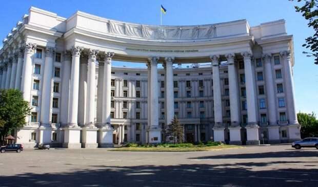 МИД Украины фактически объявил войну «режиму Лукашенко»