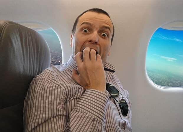 Как перестать бояться летать на самолете