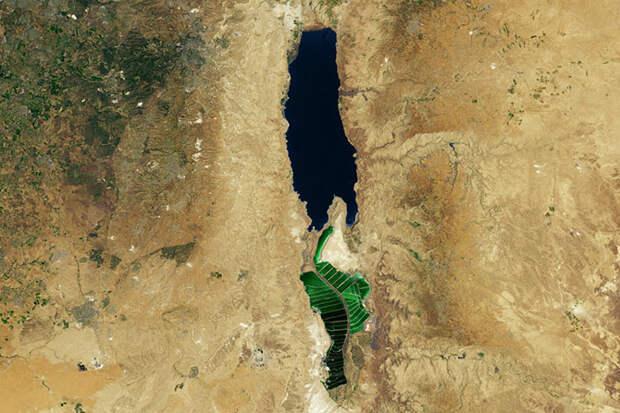 Другая сторона Мёртвого моря