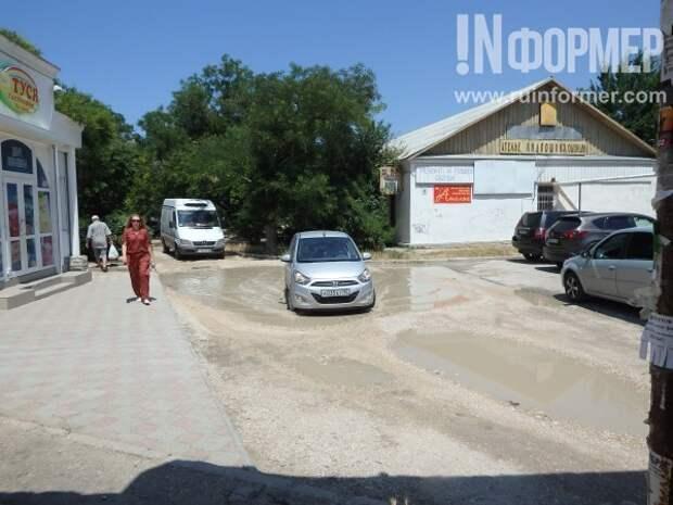 Союз «Ярусов-Вусатенко» = Севастополь, Гагаринский район, безнадёга?