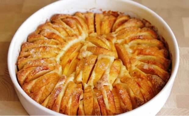 ЯБЛОЧНОЙ выпечки много не бывает! Пеку через день яблочный ПИРОГ с хрустящей корочкой