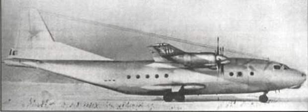 60 лет труженику-ветерану Ан-12