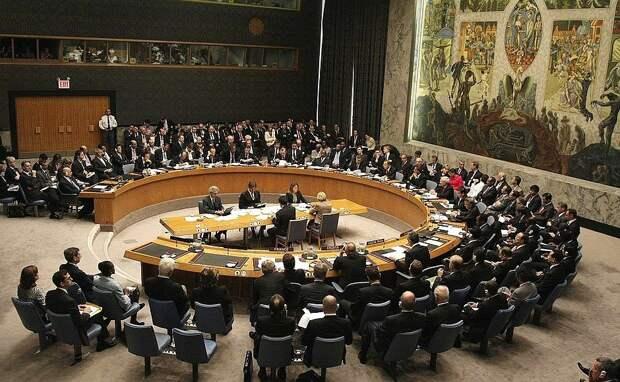 Четыре страны отказались участвовать в заседании Совбеза ООН по Крыму
