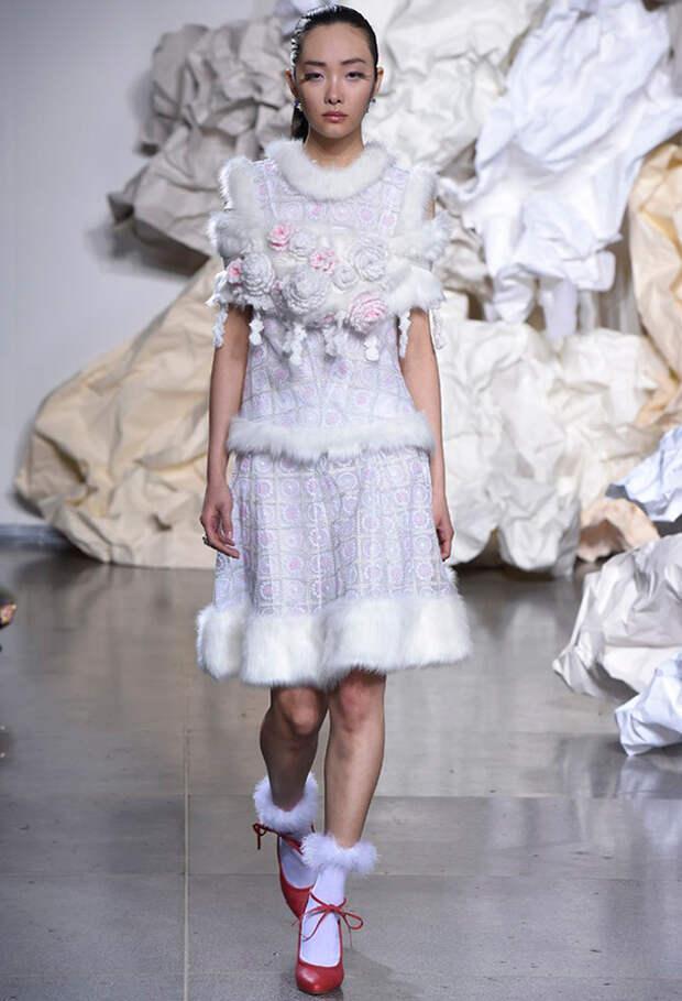 Карнавальные платья из модных коллекций