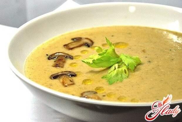 Суп в виде пюре: отличная альтернатива обычным супам