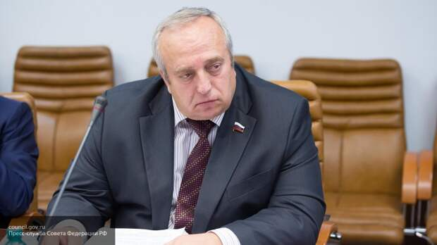 Инцидент с российским Ил-20 в Сирии должен обсуждаться в СБ ООН, считает Клинцевич