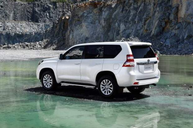 Тойота Ленд Крузер Прадо получит новый дизель