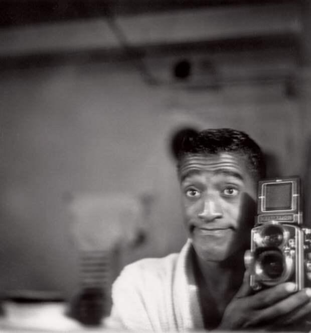 Сэмми Дэвис-младший, музыкант, 1950 звезды, люди, фото