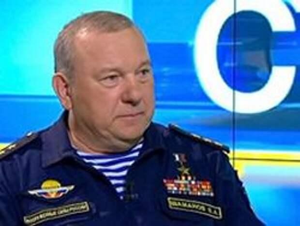 Новость на Newsland: Шаманов: ВДВ готовы встретить посланников Генпрокуратуры Украины