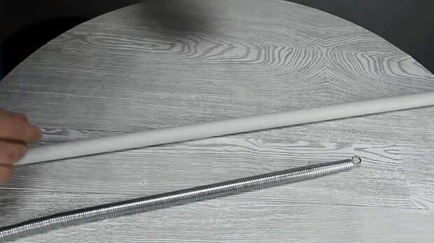 3 поделки из отрезков пластиковых труб