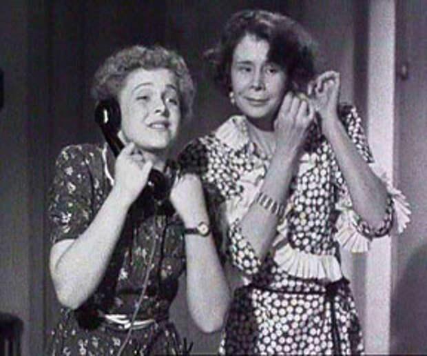 Великие комедийные актрисы нашего театра и кино. Статья третья. Родное лицо. ИРИНА ВСЕВОЛОДОВНА МУРЗАЕВА